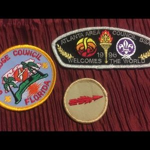 Other - Boy Scout Patches